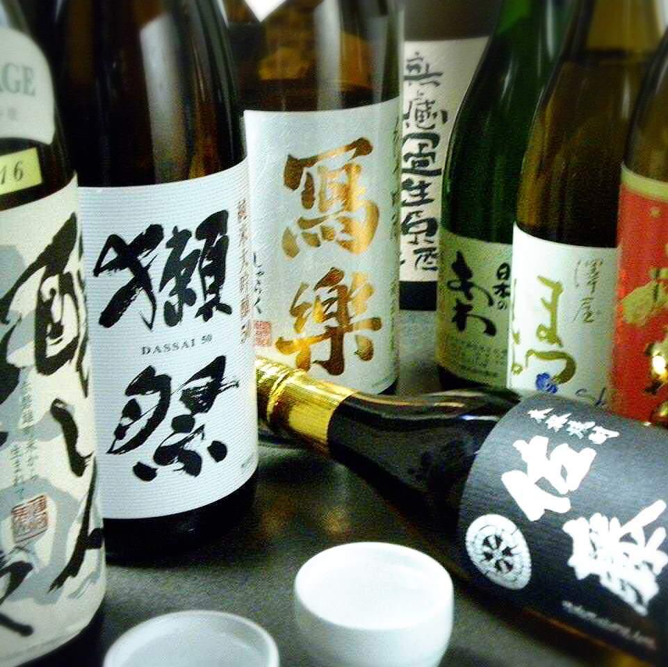 『山口県の名酒 獺祭』 ただいま人気急上昇中!!