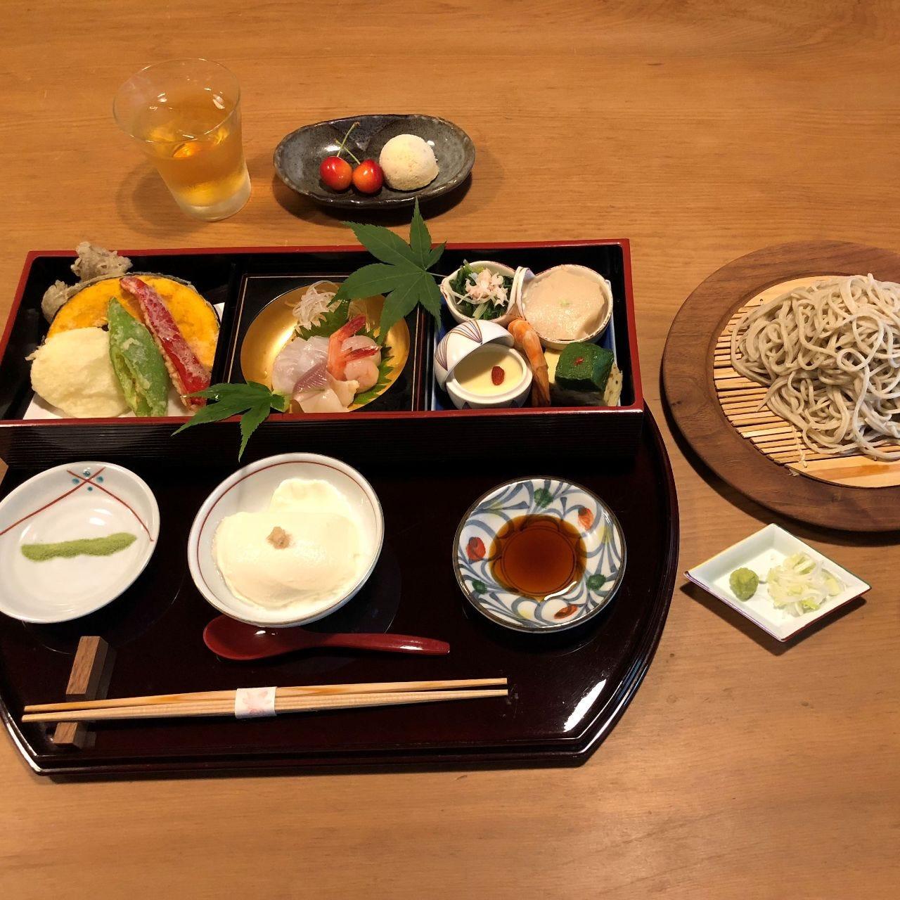 【昼の部】毎日20食限定 お昼御膳 3,000円