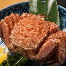 老舗店だからできる北海道産食材