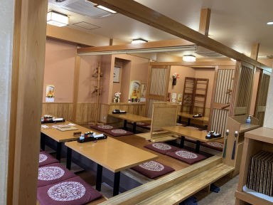 中華料理 香香餃子房 北小金駅前店  店内の画像
