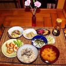 おすすめ「日替わり玄米定食」