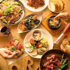 燻製×肉 イタリア酒場 ORA