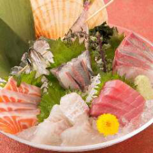 新鮮魚介を使用した極上の逸品