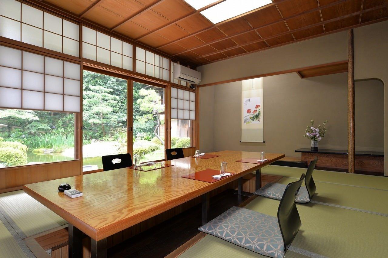 大切なご会食に最適な完全個室