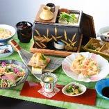 ご予算・お席の用途に合わせたお料理をご用意致します。