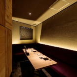 【2階】テーブル席個室(~8名様)