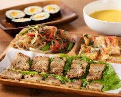 コリアタウン 韓国家庭料理 母の味