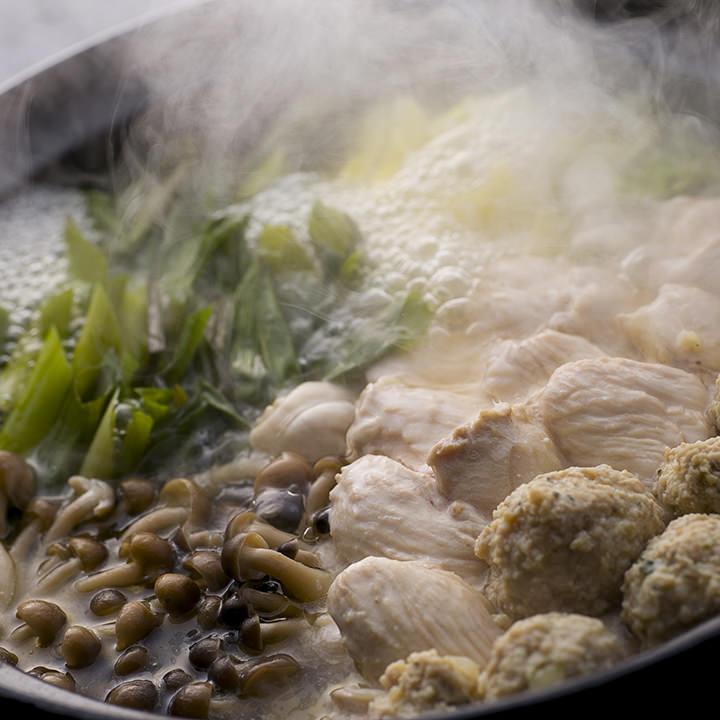 【ゆず香る鶏鍋セット】