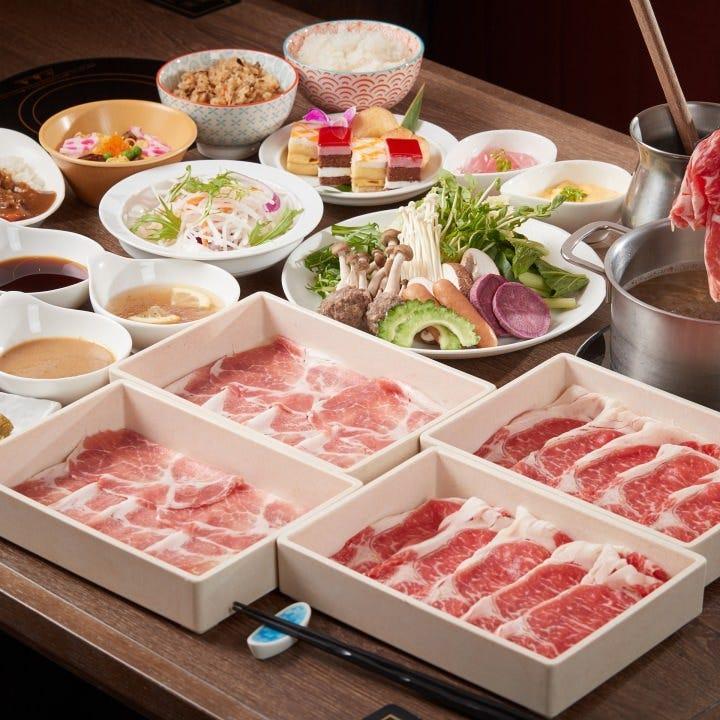 厳選お肉を90分食べ飲み放題で満喫!