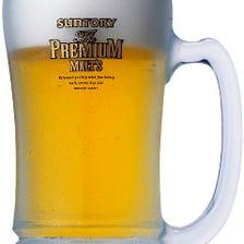 世界最高峰の技術で注いだ生ビール
