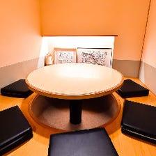 大人気の2名様でも使える円瀧個室