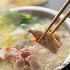 白濁水炊き鍋