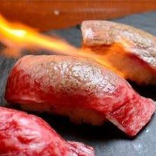 肉好き必見!自慢の肉寿司