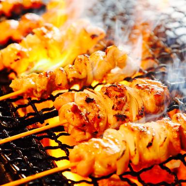 全席個室 九州地鶏居酒屋 肉寿司×焼鳥食べ放題 炭鶏 新宿店 こだわりの画像