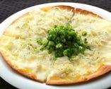 しらす干しのミニピザ