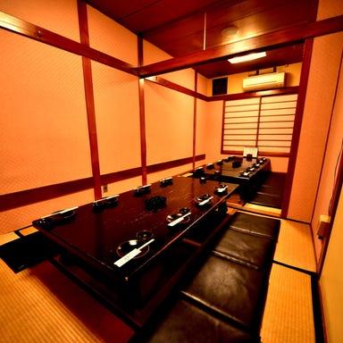 個室×古民家ダイニング 西村 八重洲本店 店内の画像