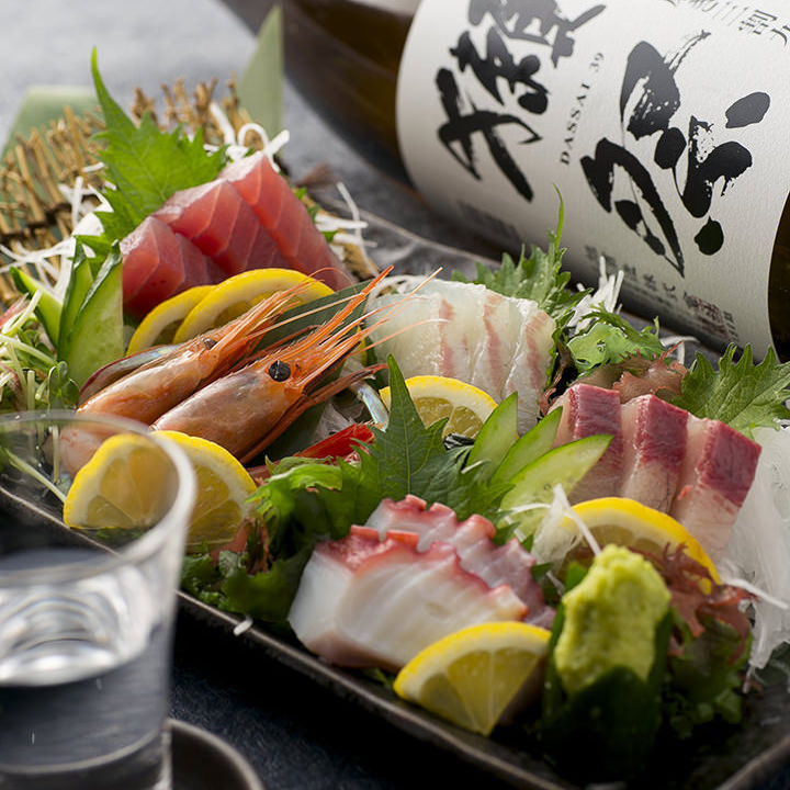 全国の美味しい海鮮をご堪能あれ
