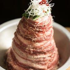 新名物 肉富士鍋