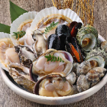 【全国の海鮮】 北海道から長崎まで美味しいものを仕入れ!