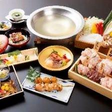 歓送迎会コースお料理3,500円〜