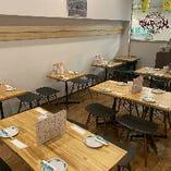 【テーブル席/30名様まで】少人数宴会・飲み会に最適!使い勝手のよいお席