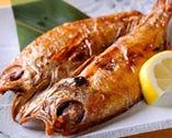 島根産のどぐろの一夜干し 白身のトロと言われる高級魚