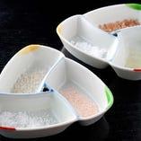 6種類の自然塩【地中海、アンデス山脈など】