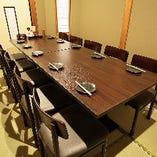 【テーブル席貸切(最大14名様)】便利な駅近で宴会・飲み会を!