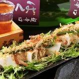 カリカリじゃこ葱豆腐サラダ