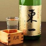 自慢の焼き鳥は日本酒とご一緒に!香り豊かな銘酒を取り揃え
