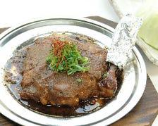 名物鶏モモ肉の蛍火焼き