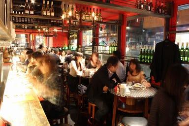スペインのちょっと居酒屋 バルマル 赤坂見附 店内の画像