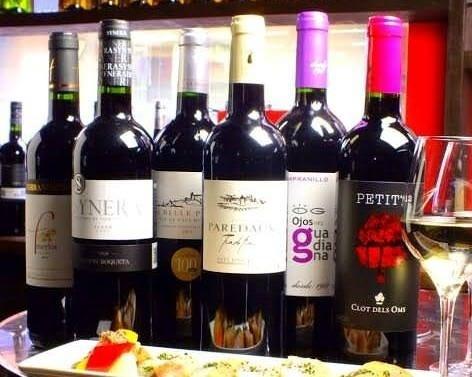 リオハをはじめ、スペインワインを 数多く取り揃えています