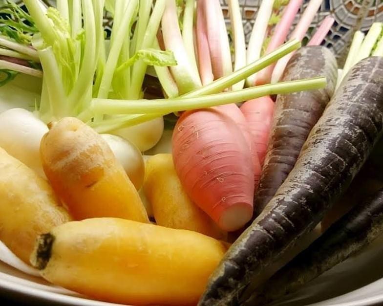 野菜ソムリエ厳選の有機野菜