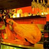 ギフエロ産最高級イベリコ豚生ハム『ベジョータ』【スペイン ギフエロ】