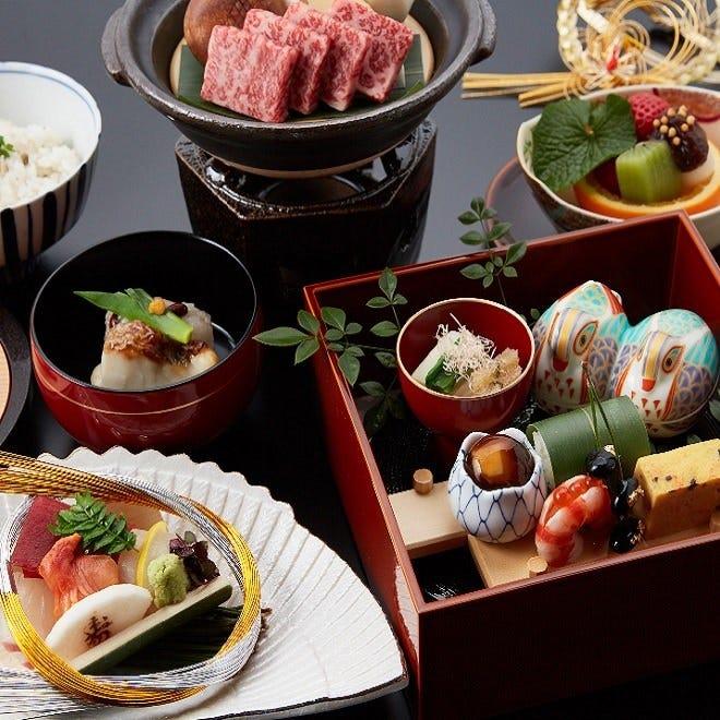 東京での記念日に季節の味わいを満喫