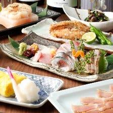 飲み放題付宴会コース 5000円 (税込)
