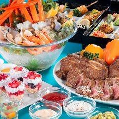 レストラン ラグーン (福岡サンパレス ホテル&ホール)