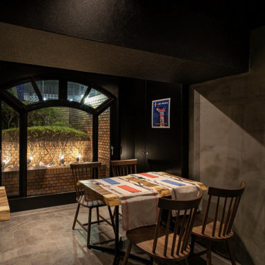 ガレットとビストロ料理 Armorica アルモリカ  店内の画像