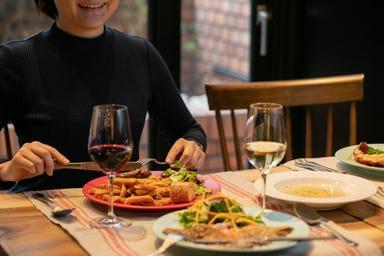 ガレットとビストロ料理 Armorica アルモリカ  メニューの画像