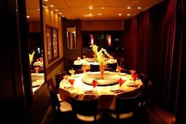 Chinese Dining ナンテンユー(南天玉) 新川店 店内の画像