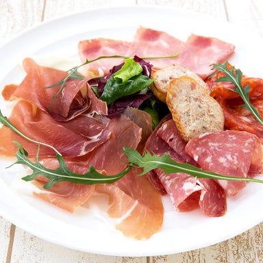 Trattoria Pizzeria LOGIC お台場 メニューの画像