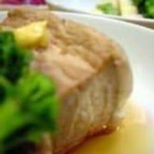 当店名物 鹿児島産黒豚の角煮