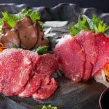 九州料理といえば馬刺し!【九州】