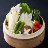 新鮮な野菜【日本】