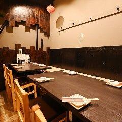 【テーブル席(2~4名様・2~5名様)】