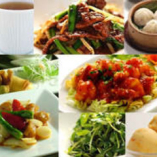 エビチリ、麻婆豆腐、酢豚、点心と本場の味をお楽しみに!