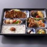 『北海道豚ロース焼き弁当』