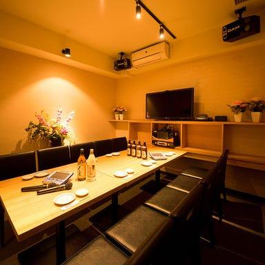 寿司居酒屋 日本海 蒲田店 店内の画像