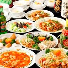 ◆全150種が食べ飲み放題で3,380円!